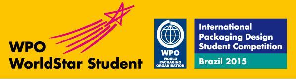"""新闻动态           2015年""""世界学生之星""""包装设计奖评审结果日前"""