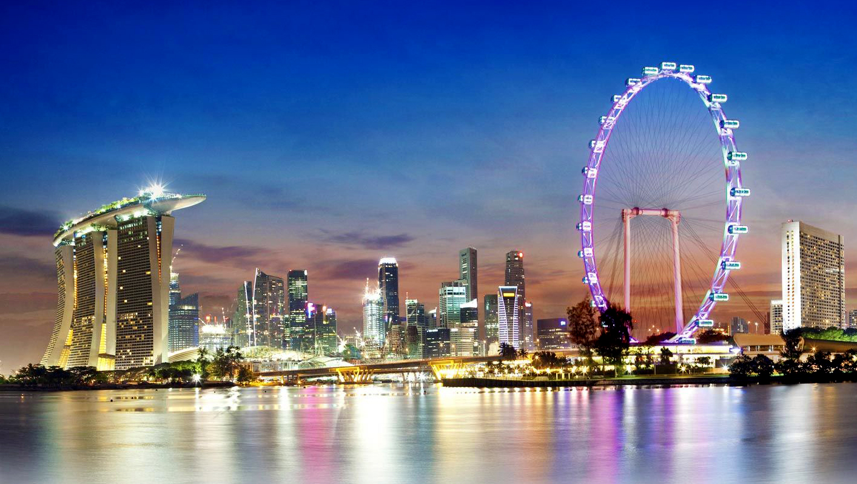 设计知旅—马来西亚&新加坡